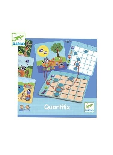 Djeco Djeco Hafıza Oyunları/Quantitix Pembe
